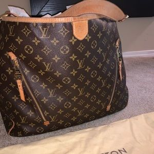 LV tote sized purse